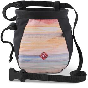 Prana Large Chalk Bag Women with Belt peach bonita